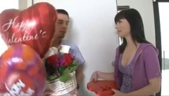 18 Year Old Katy Perry Lookalike Fucks The Delivery Guy