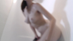 EmilyBloom taking a bath