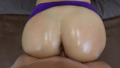 My girlfriend got creampie in her pussy in ripped yoga pants POV-ph59ea692110c38 private premium video