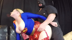 SUPERGIRL OR SUPERSLUT YOU DECIDE