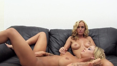 Taybre and Khaleesi Casting Couch