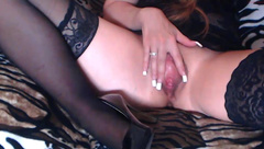Labia big clit SaandraFoxy part.1
