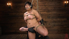ink_Hogtied_Mia is Bound in Grueling Rope Bondage and Brutally Tormented_14