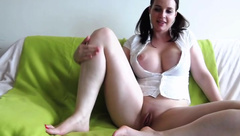 BustyxxHelen 4 Fingers In My Pussy, 4 Fingers In My Ass in private premium video