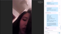 Skype with russian prostitute 25 of 364