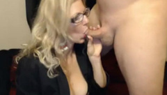 busty milf jerks hubby who is this