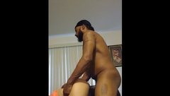 OneFaTheTeamxxx Sexy Latina In Heels Gets BBC Backshots and Facial (4 Fan)