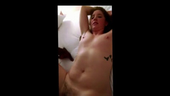 Wife having a great fuck session with black bull