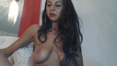 Perfect body bouncing boobs angellllina part.3