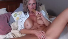 Sexy Blonde MILF Mommy wants to FUCK YOU