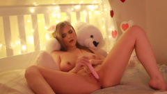 Oreob4by - Valentines Day Date Fuck Show