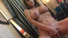 Cheating HotWife Sends a Video Message her Bull!