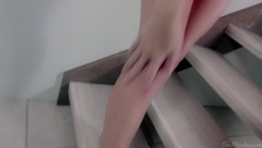 BasilMeadows - Stairs in private premium video