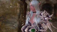 Skyrim Night Elf's Secret Affair