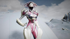 Skyrim Warframe Mirage's Fallen Day