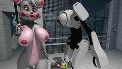 Let's Play - Mangle as Haydee, White Zone