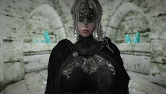 Skyrim Dark Souls Fire Keeper and Monster Porn