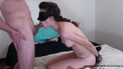 Training my newbie deepthroat
