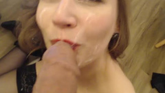 vintage_tv facials and swallow flood 8