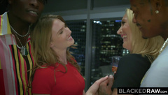 BLACKEDRAW Mona Wales And Ashley Lane Have BBC When Their Husbands Are Out Of Town