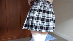 PippaLongSocks - schoolgirl in private premium video