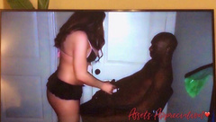 She just Gotta have It, White Wife Fucks her Husbands BBC Co-worker