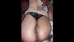 Boyfriend came too Early inside my Tight Pussy