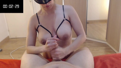 Post Orgasm Blowjob Improved