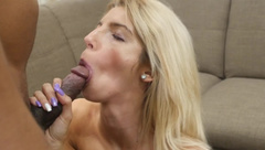 Skinny Teen Missy Luv first Time Fuck with Black BF