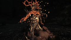 Skyrim Female Monster Spriggan Matron Porn