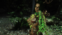 Skyrim Female Monster Spriggan Girl Porn