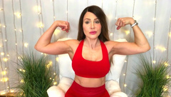 Out Muscle your Wife - Muscle Worship Homewrecker