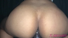 I wish my Wife Pussy was as Juicy as my Step Sister (made me Cum Twice)