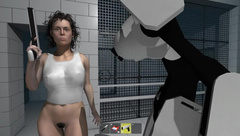 Let's Play - Ripley as Haydee, White Zone