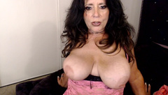 JERK off Instructions to my Huge Mommy Tits