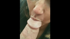Blowjob Heaven with Massive Cumshot at the End!