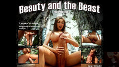 3D Girl vs Monster - Beauty and the Monster - Comix