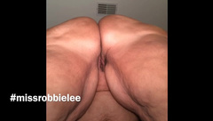 Awesome Angle of my Huge White Ass getting some Dick