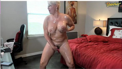 sabrinacastello - oil and squirt